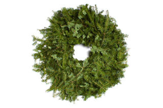 "Picture of Balsam 72"" Wreath"