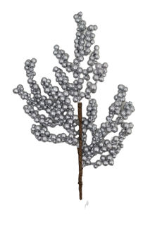 """Picture of Berry Spray Silver Mica 24"""""""