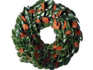 """Picture of Magnolia 20"""" Wreath"""