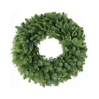 """Picture of Noble Fir 24"""" Wreath"""