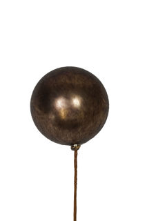 Picture of Ornament Ball 100mm Antique Gold
