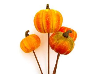 Picture of Pumpkin Spray Artificial