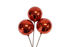 Picture of Ornament Ball 100MM Red Merc